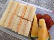 軽食サンドイッチ