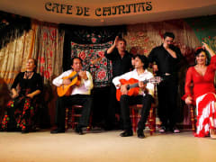 Cafe de Chinitas Flamenco Show