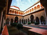 Alcazar Seville