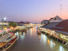 60669225_M Amphawa Floating Market
