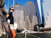 Daytime Statue Sail