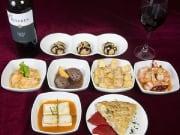 Spain, Barcelona, Dinner
