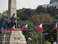 Rizal Park Monument