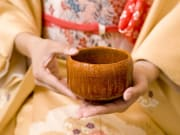 Japanese tea ceremony chado sado