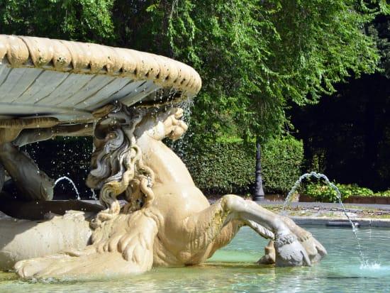 Garden Villa Borghese