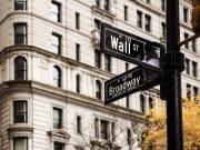 USA_New York_Wall Street