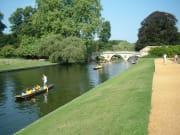 Cambridge River Punts