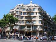 La Pedrera's architecture