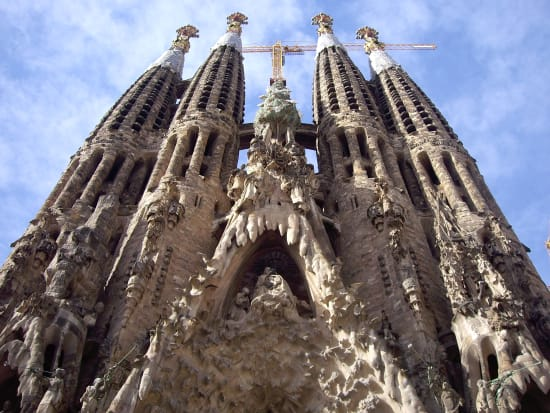 barcelona private gaudi tour with skip the line sagrada família and