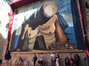 Spain, Catalonia, Dali Theatre and Museum