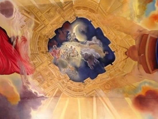 Dali-Museum-Ceiling-1