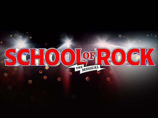 School Of Rock The Musical At The Winter Garden Theatre New York