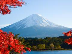 Mt Fuji ropeway