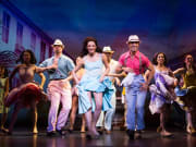 17-2938_Ana Villafe, center, and cast of ON YOUR FEET! (c) Matthew Murphy