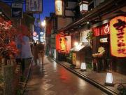 Kyoto lanterns cropped