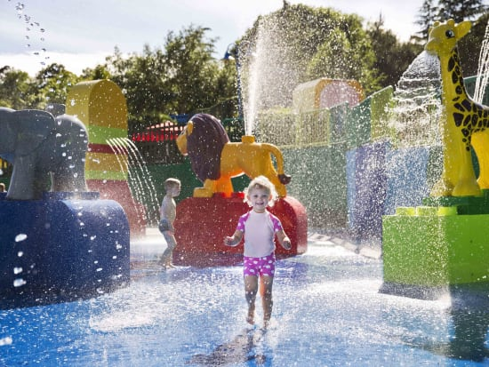 Splash Safari at LEGOLAND Windsor Resort