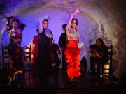 Spain-Granada-Flamenco-dancers