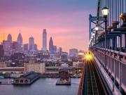 Philadelphia_BenjaminBridgeと街