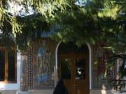 チガネシュティ修道院1