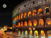 colosseum_Night Tour of Rome