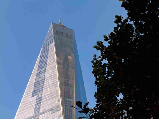 New York One World Observatory and World Trade Center Guided