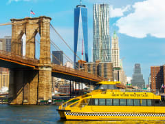 USA_New York_Water Taxi_All Access Pass 4 Piers