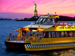 USA_New York_Circle Line Tours_New York Taxi