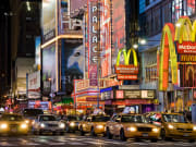 USA_New York_OnBoard Sightseeing_Times Square