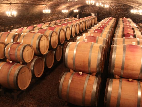 Burgundy Cellar Caves