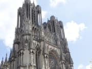 France Cathedral of Notre Dame in Reims