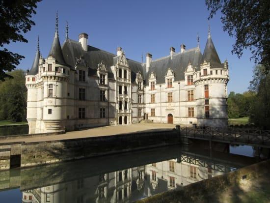Chateau d-Azay le Rideau