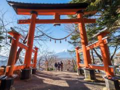 Mt. Fuji pagoda cropped