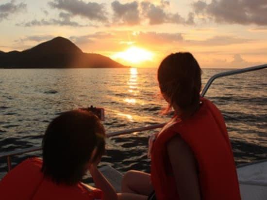 sunsetcruising-amami9