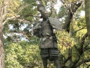 Oda Nobunaga statue