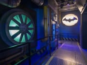 batman dark flight ticket city of dreams show