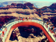 USA_Arizona_Grand Canyon Eagle Point Skywalk