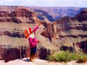 USA_Arizona_Grand Canyon West Rim Eagle Point