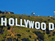 USA_California_Mount lee_Hollywood Sign