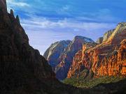 USA_Utah_Zion National Park_Angels Landing