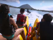 Hawaii_Oahu_H20 Sports_Banana boat