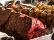 UAE_Dubai_barbecue dinner