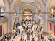 New York_USA_Lobby_Metropolitan Museum of Art