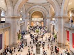 USA_New York_Lobby_Metropolitan Museum of Art
