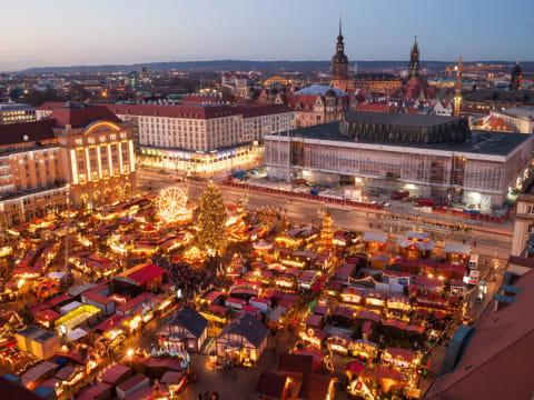 ヨーロッパで過ごすクリスマス