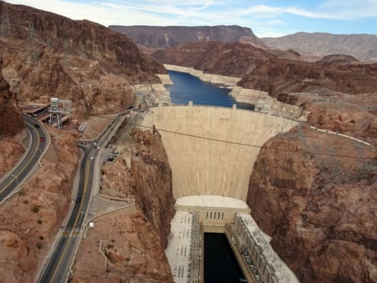 Hoover Dam Tours >> Hoover Dam Inside Outside Half Day Tour Las Vegas Tours