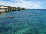 cebu mactan nalusuan snorkeling wide waters