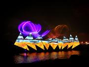 Sentosa Island Singapore Wings of Time Night Show