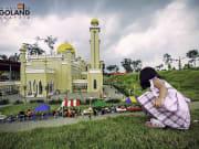 LEGOLAND Malaysia Pass Miniature Taj Mahal