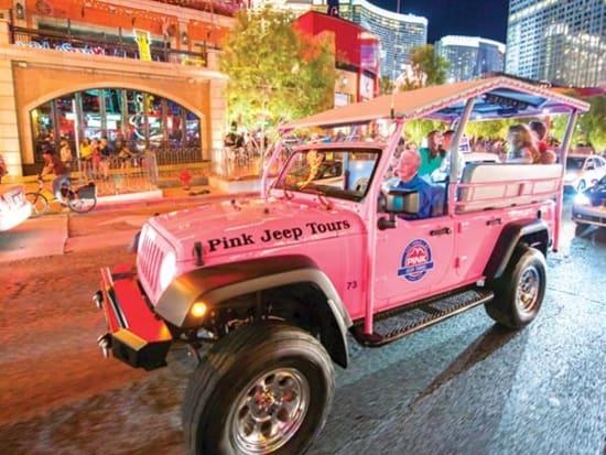 USA_Pink Jeep Tours_Las Vegas
