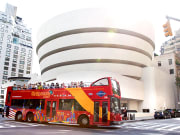 USA_New York_Hop on Hop off Guggenheim Museum